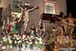 santo entierro recogida