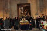 santo entierro salida