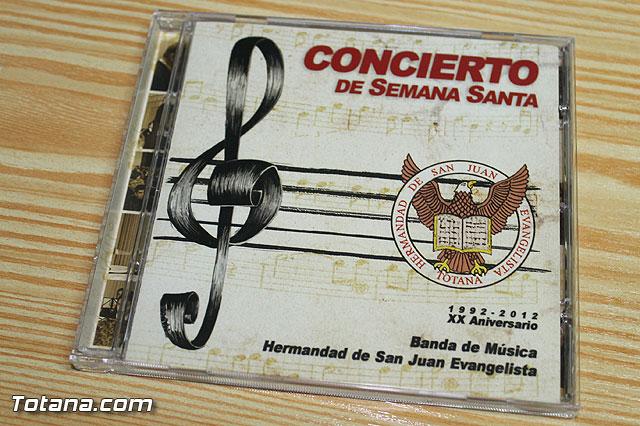 Entrevista. Hdad. de San Juan. Semana Santa 2013  - 2