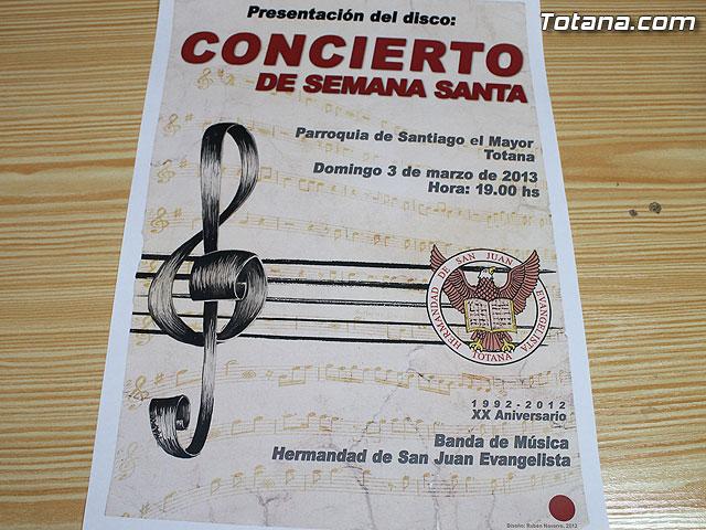 Entrevista. Hdad. de San Juan. Semana Santa 2013  - 3