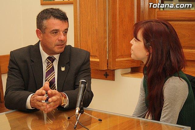 Entrevista al presidente de La Verónica - 1