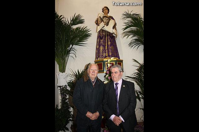 Entrevista al presidente de La Verónica - 27