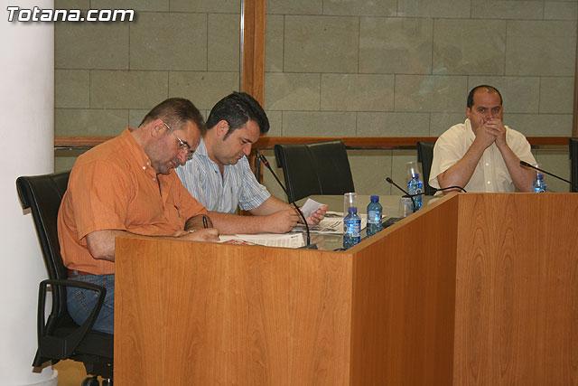 Pleno ordinario junio 2009  - 4