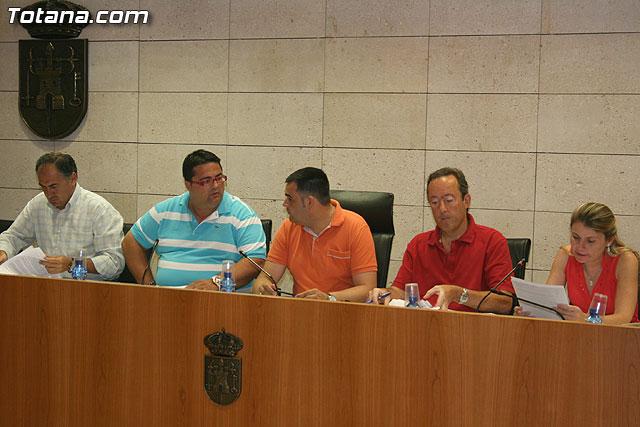 Pleno ordinario junio 2009  - 7