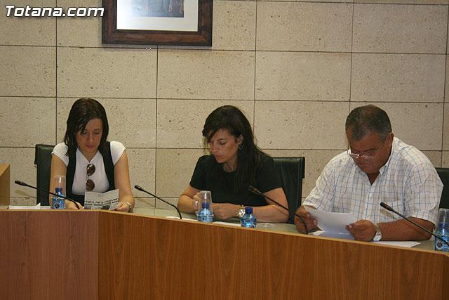 Pleno ordinario junio 2009  - 8