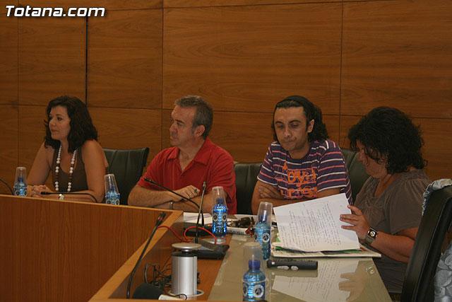 Pleno ordinario junio 2009  - 9