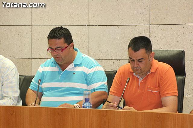 Pleno ordinario junio 2009  - 10