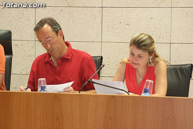 Pleno ordinario junio 2009  - 11