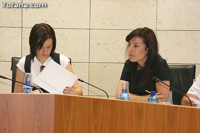 Pleno ordinario junio 2009  - 12