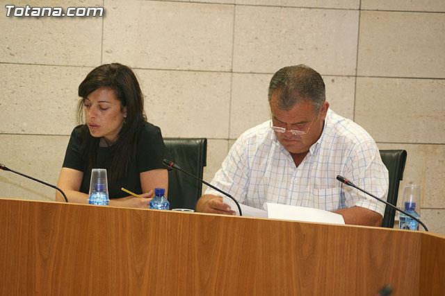 Pleno ordinario junio 2009  - 13