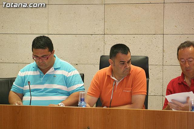 Pleno ordinario junio 2009  - 14