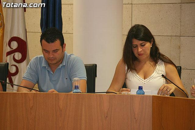 Pleno ordinario junio 2009  - 16