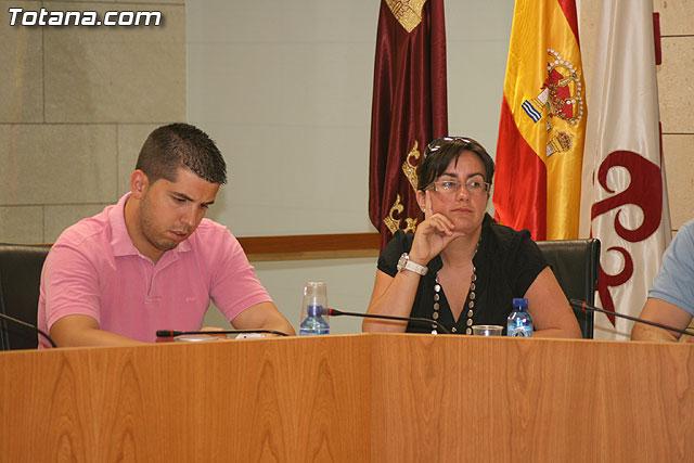 Pleno ordinario junio 2009  - 17