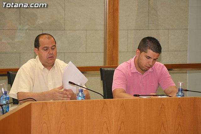 Pleno ordinario junio 2009  - 18