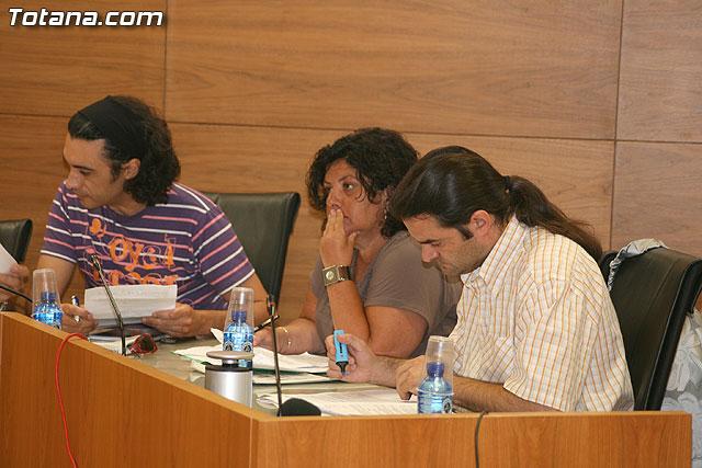 Pleno ordinario junio 2009  - 20