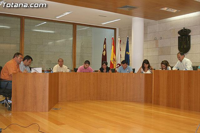 Pleno ordinario junio 2009  - 22
