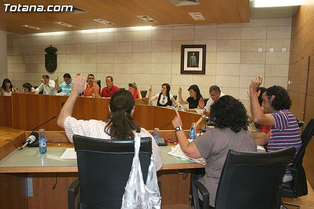 Pleno ordinario junio 2009  - 23