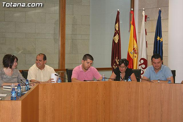 Pleno ordinario junio 2009  - 26