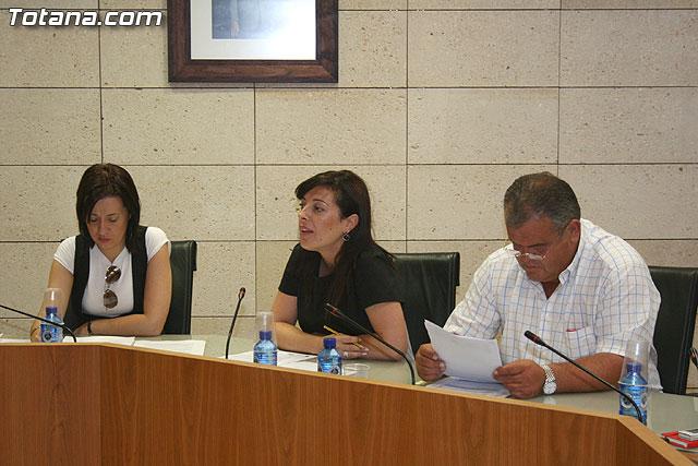Pleno ordinario junio 2009  - 27