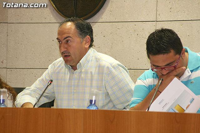 Pleno ordinario junio 2009  - 29