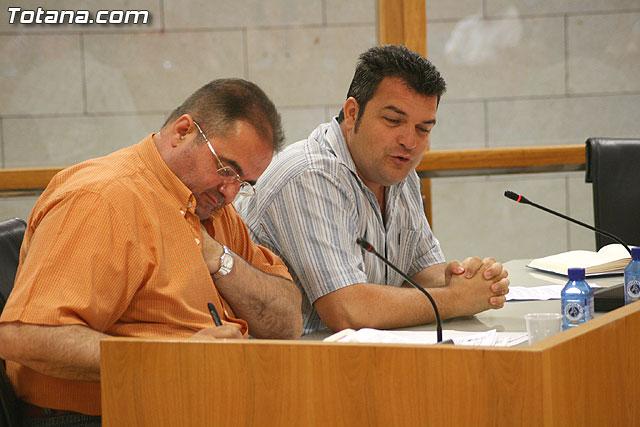 Pleno ordinario junio 2009  - 30