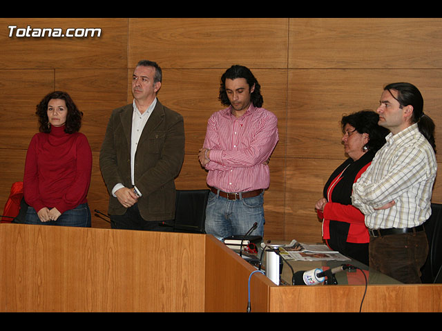 Pleno extraordinario 07/03/2008 - 12